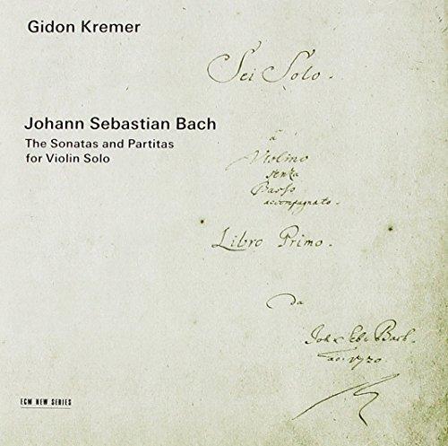 Bach:the Sonatas & Partitas
