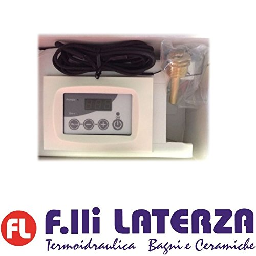 CENTRALITA DE Integrado para termo Chimenea Ferrari Idro 230Control chimeneas–Calderas–termocamino
