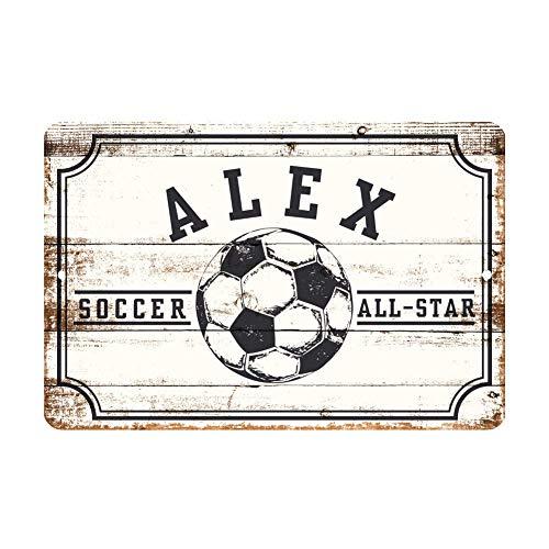 Monsety Soccer All Star - Cartel de fútbol con balón de fútbol ...