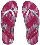 Tommy Hilfiger Women's Stars and Stripes Beach Sandal Flip Flops
