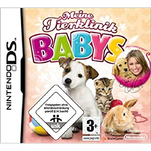 Meine Tierklinik Babys DS (NDS)