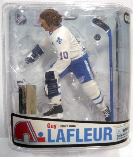 Image of McFarlane NHL Series 18 Guy Lafleur - Quebec Nordiques