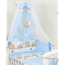 pcs juego de ropa de cama para cuna de beb cama edredn dosel