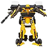 Kiditos Transformers Age of Extinction Generations Deluxe Class High Octane Bumblebee Figure - Yellow/Black