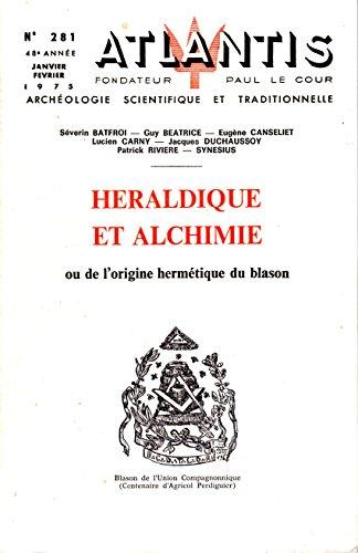 Atl.281 heraldique et alchimie