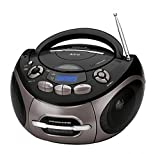 AEG SR 4366 Radio/Radiowecker CD-Player MP3 USB