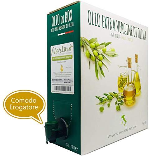 5 litri di 100% Italiano Olio...