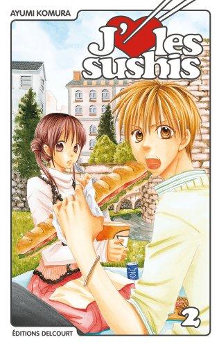 J'aime les sushis Vol.2