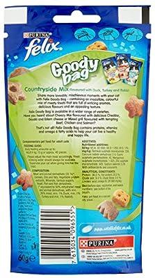 Felix Goody Bag Cat Treat Countryside Mix