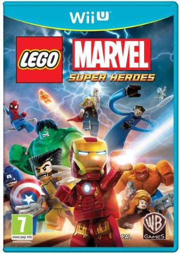 LEGO Marvel Super Heroes (Nintendo Wii U) – [Edizione: Regno Unito]