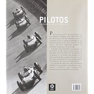 Pilotos legendarios de la Fórmula 1 (Retratos legendarios)