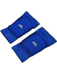 Blue Sports Protector de Rodillas Para Chicos 2PCS