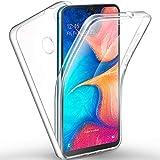 AROYI Samsung Galaxy A20e Case 360 Degree Protection Phone