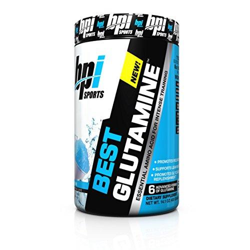 Bpi Sports Best Glutamine (50 Serv) Snow Cone, 450 g