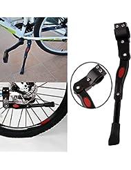 JJOnlinestore–altura ajustable resistente montaña bicicleta bicicleta ciclo Ciclismo para parte trasera carcasa función atril