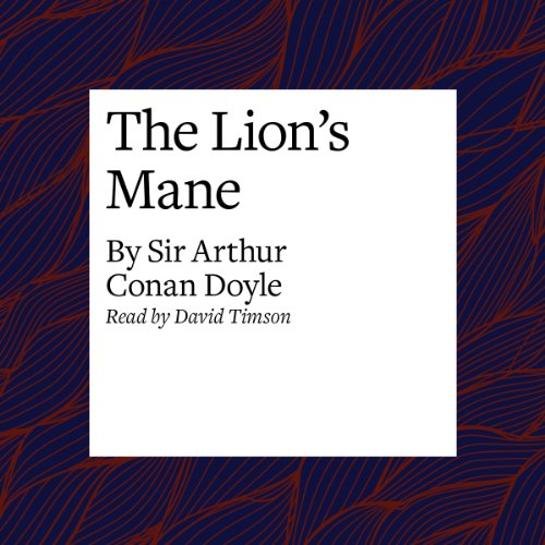 The Lion's Mane  Audiolibri