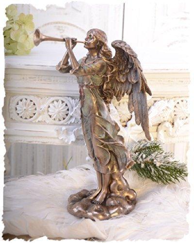 Nostalgie Schutzengel göttlicher Himmelsbote im Jugendstil Weihnachten PALAZZO EXCLUSIV