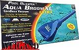 Weigand Pool Blaster Aqua Broom® XL Ultra–Nuevo Modelo–Batería Pilas limpiador para Jacuzzi, Swim Spas y Quick Up Piscina Pool Broom