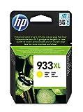 HP 933XL - Cartucho de tinta original de alta capacidad, color amarillo
