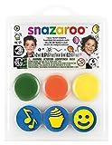 Best Snazaroo pinturas de la cara - Snazaroo cara pinturas Set% 22% 22 cumpleaños, paleta Review