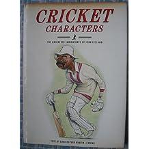 Cricket Characters: v. 1: The Cricket Caricatures of John Ireland