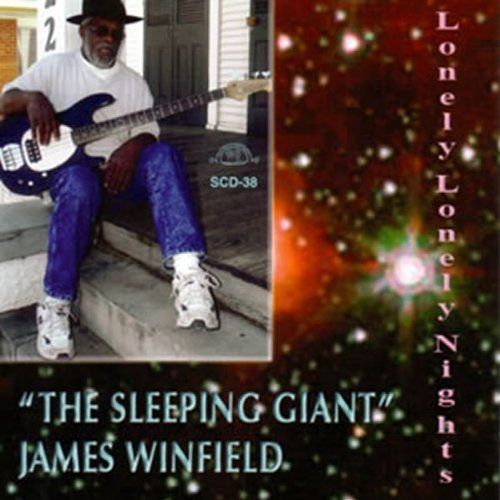 Lonely Lonely Nights by JAMES WINFIELD (2008-01-22)
