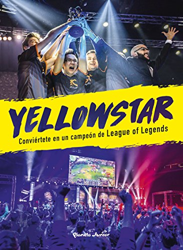 Yellowstar: Conviértete campeón League of Legends