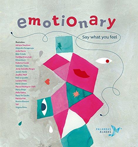 Emotionary: Say what you feel por Cristina Núñez Pereira