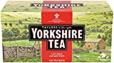 Taylors Yorkshire Tea Bags (Pack of 2, Total 480 Tea Bags)