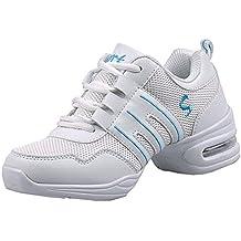 8539bdb3e69 Zapatos de Baile Danza Moderna Zapatos de Jazz Movimiento Zapatos de la  Aptitud