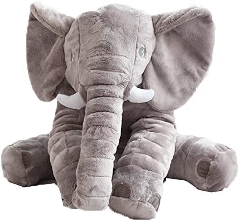 Misslight oreiller Elephant environneHommes t t t Peluches mignon Coussin Elephant animal en peluche peluches Nouveauté pour la décoration, les cadeaux pour les enfants jouets en peluche bébé apaiser B01LY7OYUD 6dcfd6