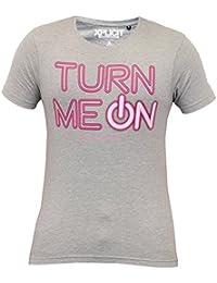T-Shirt Pour Hommes XPLICIT Slogan Coquine Grossier Impression Nouveauté Haut Manches Courtes éTé