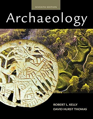 Pdf Download Archaeology Ebook Epub Kindle By Robert Kelly 87yf5ewzsxtercd