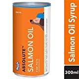 Drools Absolute Salmon Oil Syrup- Dog Supplement, 300ml