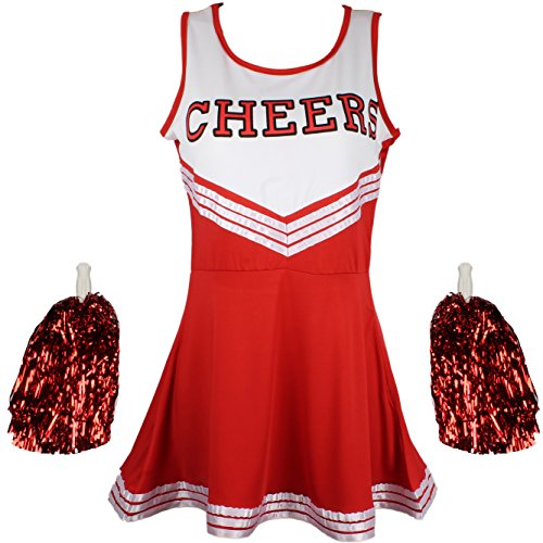 Pom-Pom Girl déguisement Uniforme High School Musical pour...