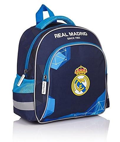 Real Madrid sac à dos cartable enfant pour l'école maternelle sortie extrascolaires nouveauté RM-72