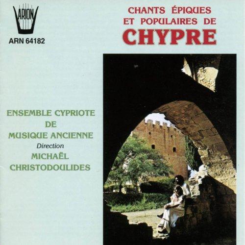 Chants épiques et populaires de Chypre