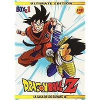 Dragon Ball Z: La Saga De Los Saiyans - Box 1