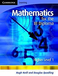 Mathematics for the IB Diploma Higher Level 1 by Douglas Quadling (2007-08-23)