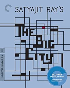Criterion Collection: The Big City [Blu-ray] [1963] [US Import]