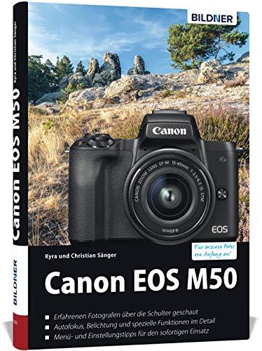 Canon EOS M50 -...