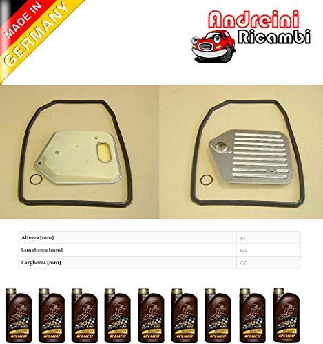 KIT FILTRO CAMBIO AUTOMATICO + OLIO 525i X 24V 141KW DAL 1992 -> 1995/1010