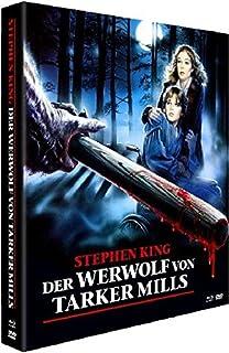 Stephen King: Der Werwolf von Tarker-Mills - Mediabook (+ DVD) [Blu-ray]