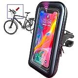 "LKB29L PLUS Universal bis ca 6,3"" Smartphone Halterung Fahrrad handyh�lle zB f. : Apple iPhone X 8 7 Plus 6S Samsung S8 Plus S7 edge Note8 6. Face ID Bild"