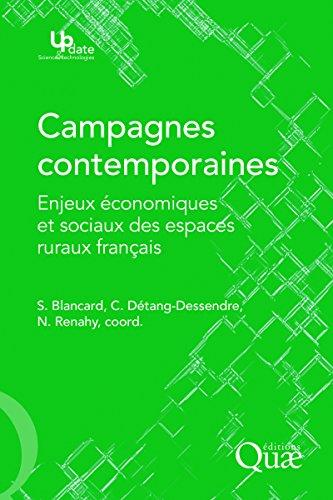 Campagnes contemporaines: Enjeux conomiques et sociaux des espaces ruraux franais.