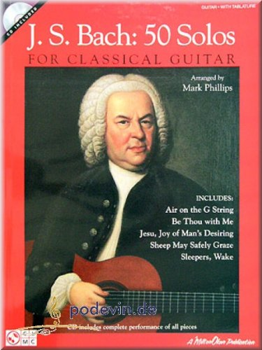 js-bach-50-solos-for-classical-guitar-gitarrenoten-musiknoten