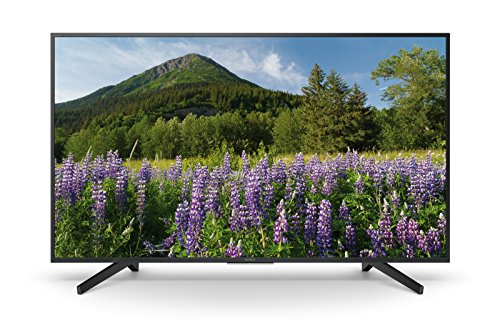 "Sony KD55XF7004, TV Smart da 55"", 4K Ultra HD, High Dynamic Range (HDR), Slim Design, Nero"