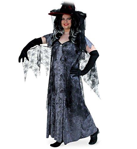 Damenkostüm Hexe Kleid