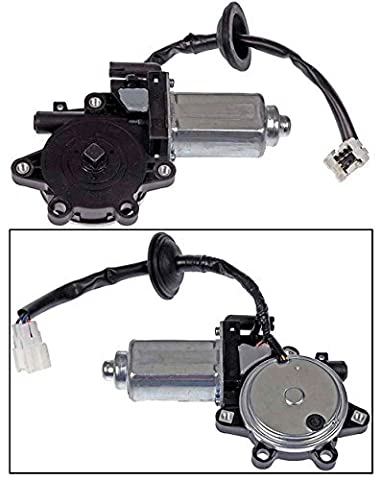 APDTY 853622 Window Lift Motor Front Left Driver-Side For 2003-2009 Nissan 350Z / 2003-2007 Infiniti G35 Coupe (Replaces 80731-CD00A) by APDTY - 2009 Infiniti G35 Coupe