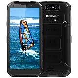 Blackview BV9500 Télephone Incassable, Ecran FHD+ 5.7', 10000mAh Grande Batterie, Charge sans Fil, Cameras 16MP+13MP, 4G Réseau Complet Mondial - 64Go ROM Smartphone Etanche IP69K